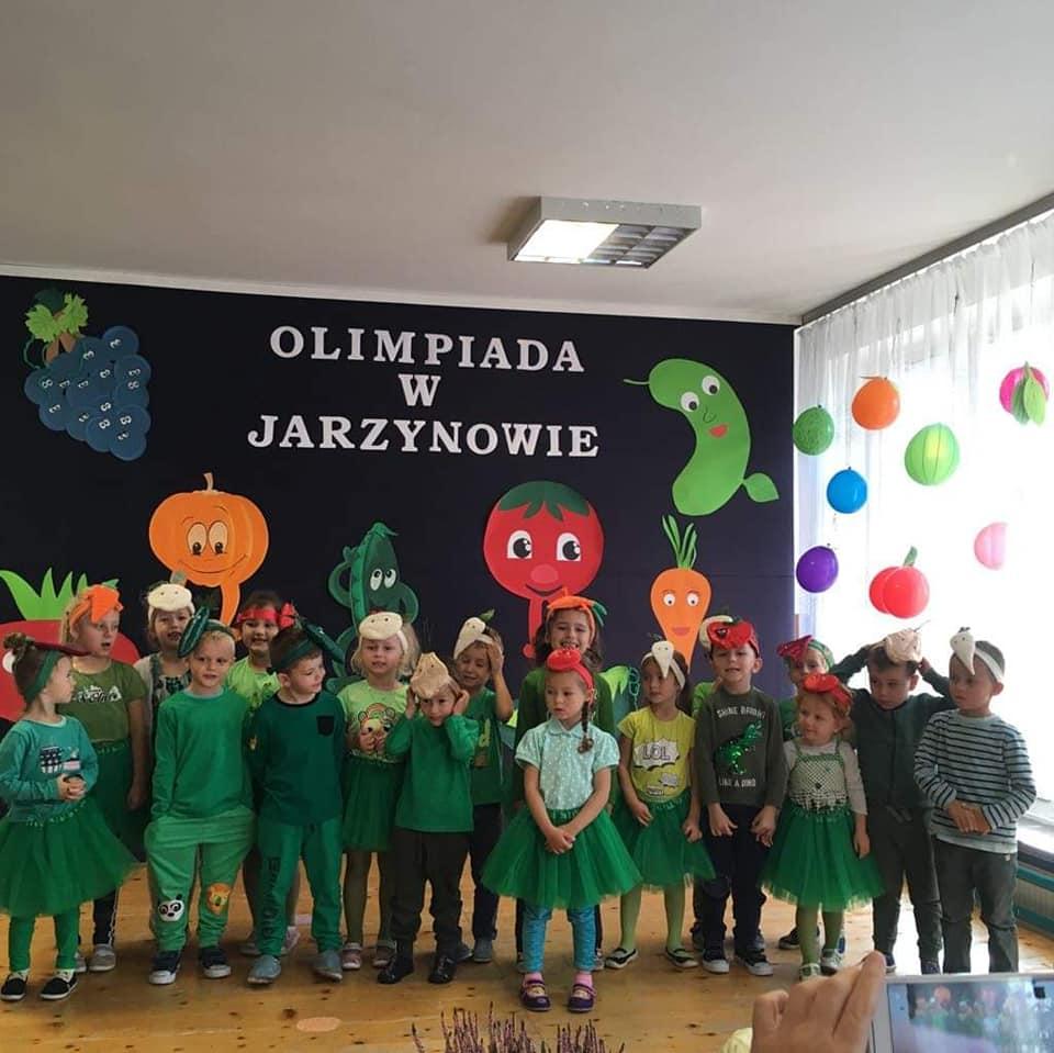 Olimpiada W Jarzynowie świat Stanął Na Głowie Owoce I